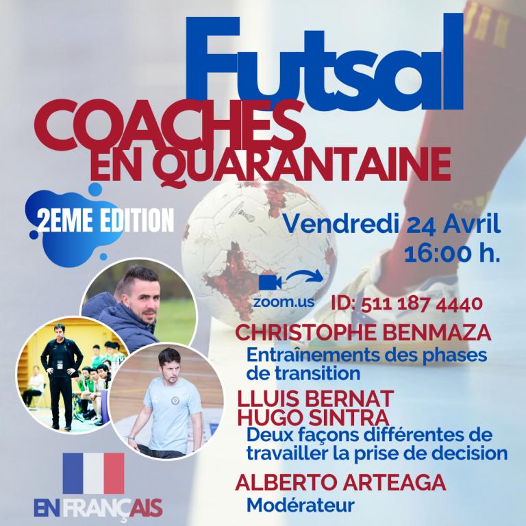 Coaches En Quarantaine  2eme Edition  La Vid U00c9o  U2013 Rafa
