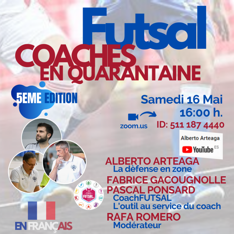 Coaches En Quarantaine  5eme Edition  La Vid U00c9o  U2013 Rafa