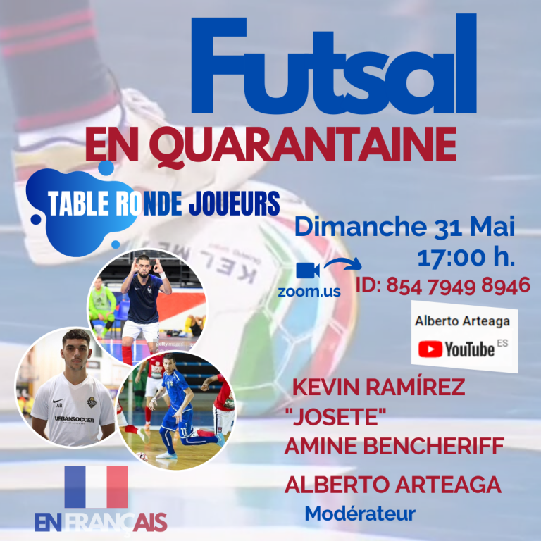 Coaches En Quarantaine  Table Ronde Joueurs  La V U00cddeo